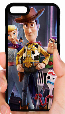 TOY STORY 4 WOODY BUZZ PHONE CASE FOR IPHONE XS XR X 8 7 6S 6 PLUS 5S 5SE 5C 4S