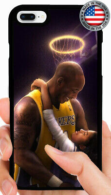 KOBE BRYANT LAKERS PHONE CASE FOR IPHONE 11 PRO XS MAX X 8 7 6S 6 PLUS 6 5C SE 5