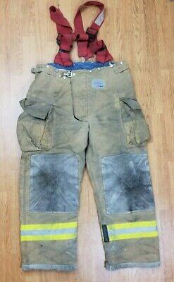 Morning Pride Ranger Firefighter Bunker Turnout Pants 40 X 30 11