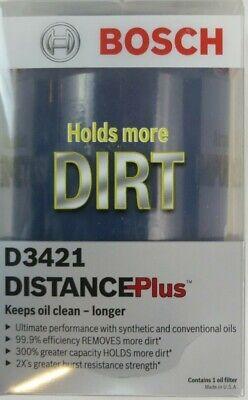 Bosch Oil Filter-Distance Plus  D3421