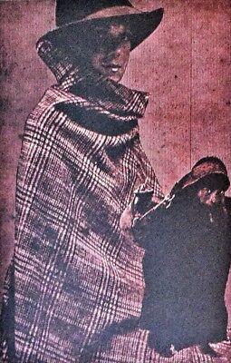 Cuban Art. Lithography by Jose Gomez Fresquet (Fremez).Untitled,1979. Excellent.
