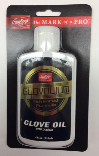 Rawlings Baseball Softball Glovolium Glove Oil Treatment Advanced Formula Bottle