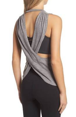 NWT Free People No Sweat Tank Solid Retail $38