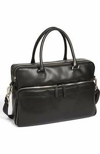 Salvatore Ferragamo Los Angeles Leather Laptop Briefcase - RRP $1650! Sydney City Inner Sydney Preview
