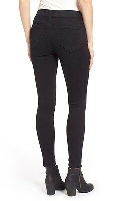 Denim Heather (Yummie by Heather Thomson Denim Leggings Large [Color Black Storm] #13)