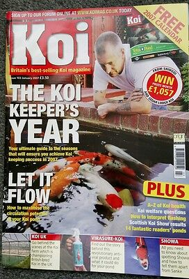 KOI MAGAZINE ~ JANUARY 2007 ~ ISSUE 103