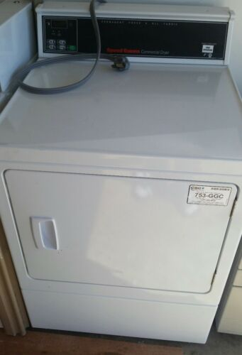 Speed queen commercial  electric dryer no coin box