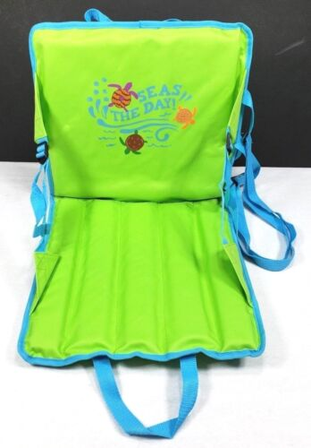 Girl Scouts Incentive Prize Bleacher Stadium Padded Portable Folding Seat Adjust