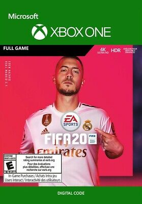 FIFA 20 Standard Edition (Xbox One) - Digital Code