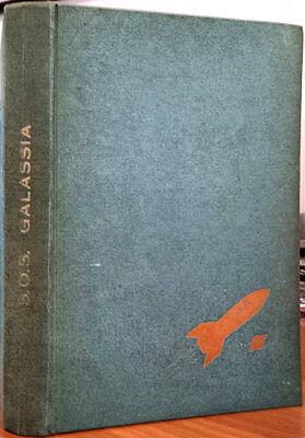 Johnny Bree, S.O.S. Galassia (I Libri del 2000), Ed. AMZ, 1961