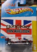 2012 Hot Wheels Dan Wheldon