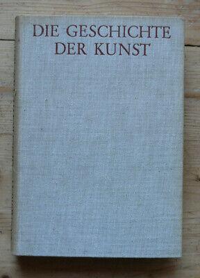 Die Geschichte der Kunst von E. H. Gombrich