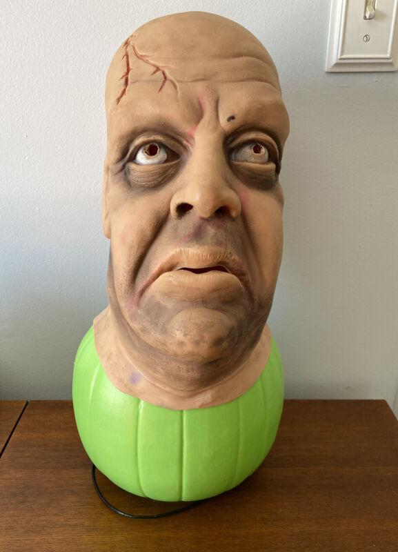 Vintage Tor Johnson Rubber Monster Mask Don Post © 1977 Classic B Movie Horror