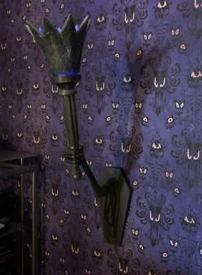 fanmade Haunted Mansion Sconce Disneyland Disneyana Halloween prop Disney Parks  - Haunted Mansion Disneyland Halloween