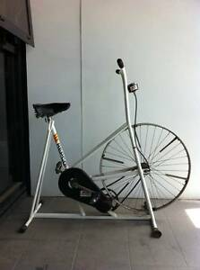 Vintage Exercise Bike St Leonards Willoughby Area Preview