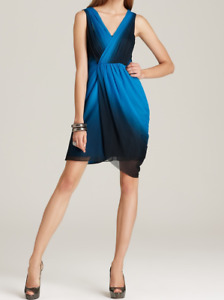 Blue Ombre BCBG Max and Cleo Dress Size 12