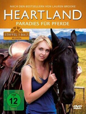 6' - Box (Heartland Staffel 1-7 Box (1+2+3+4+5+6+7, 1 bis 7) 40 DVDs NEU OVP)