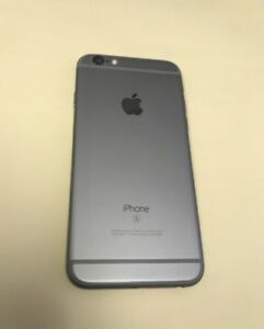 iPhone 6S 16gb noir unlock