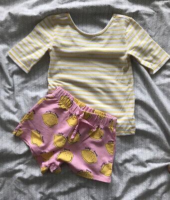 Zara Girl Short 2-3T