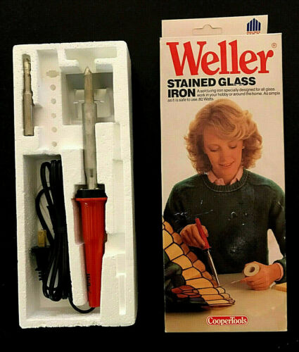 Weller Stained Glass Soldering IRON 80 Watts Coopertools