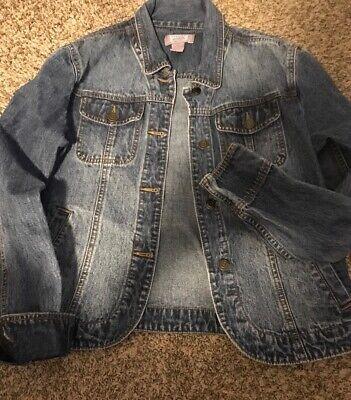 Women's Jeans Jacket M