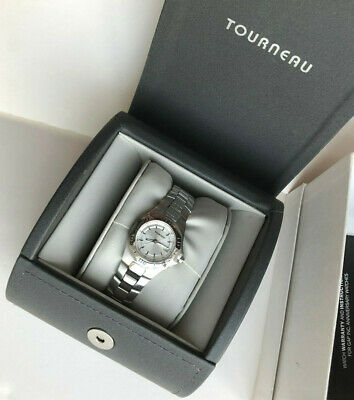 Tourneau The Gap 10 years woman's Watch - NEW in box