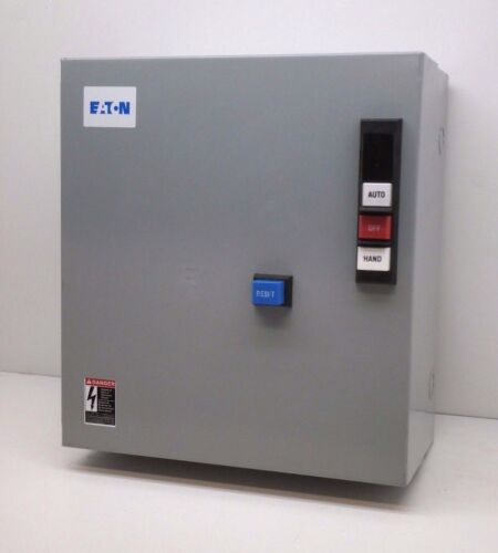 Eaton ECN0711CHA Freedom Line NEMA Size 1 Full Voltage Starter & Enclosure