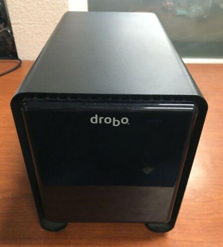Drobo S 1st Generation Input: DC 12V-833A Model DRDR3-A