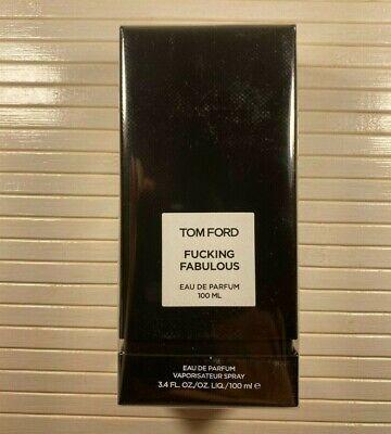 Tom Ford FU**ING FABULOUS Eau De Parfum 3.4 Fl.oz | 100ml New, Sealed Unisex