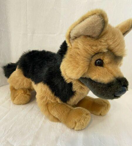 Douglas German Shepherd Dog Puppy Plush Stuffed Animal Cuddle Toys