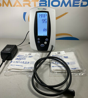 Welch Allyn 420 Series Spot Vital Signs Monitor 420ob Nibp Waccessories