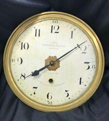 Vintage Styled Timeworks French Gallery Wall Clock Antoine De Praiteau