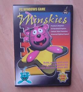 PC Windows Game: Minskies - <span itemprop=availableAtOrFrom>Vorarlberg, Österreich</span> - PC Windows Game: Minskies - Vorarlberg, Österreich