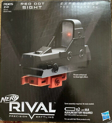 Nerf Rival Red Dot Sight - Nerf Rival Gun Accessory For Precision Battling