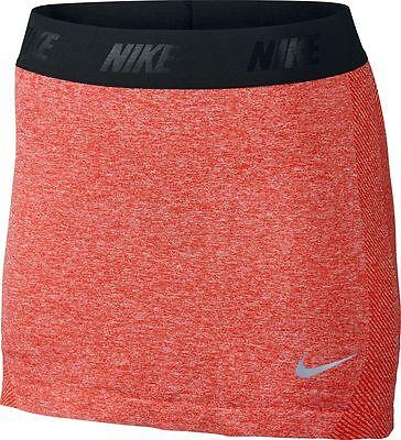 Nike Golf 725780 Women's $100 Converge Seamless Knit Skort Skirt Shorts Tennis ()