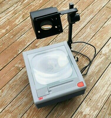 3m 9200 Overhead Projector  Tested and Functioning Properly
