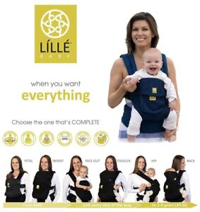 NEW Lillebaby SIX-Position, 360° Ergo Baby & Child Carrier