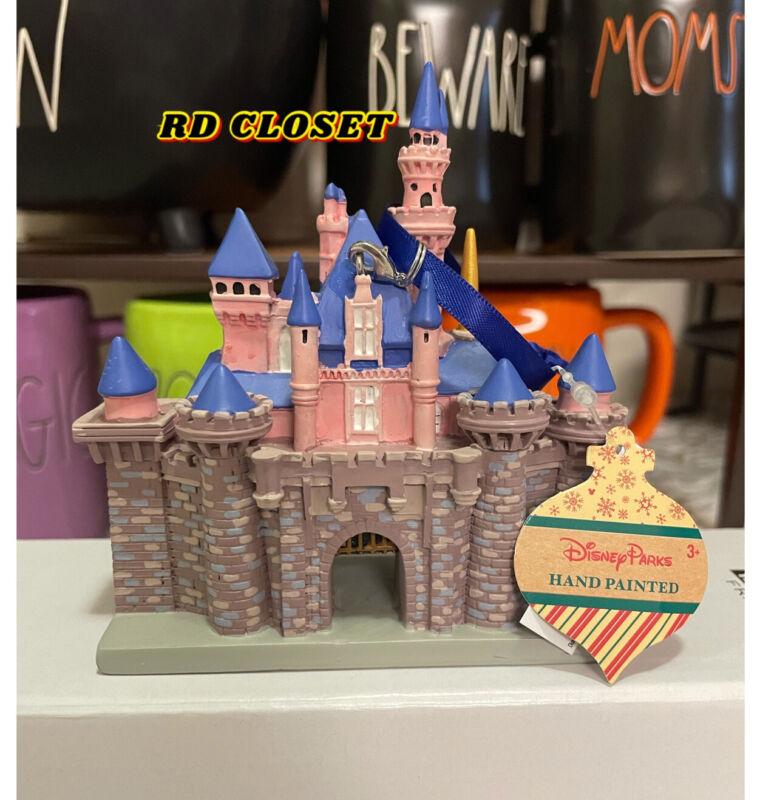 Disney Parks Disneyland Sleeping Beauty Castle Ornament 2020 BNWT