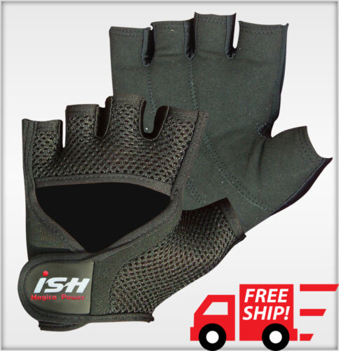 Gym Fitness Gloves Cycling Padded Gloves Mountain Bike Biker Training Exercise