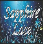 Sapphire lace