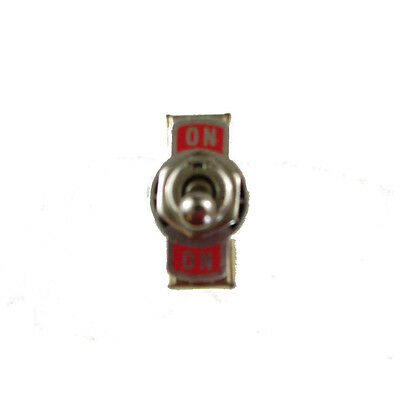 One Heavy Duty Full Size Toggle Switch Spdt On-off-on  Sw116