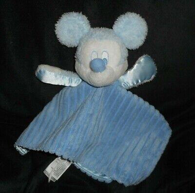 Gund Baby Mein Erstes Mickey Maus Sicherheit Decke Rassel Plüschtier
