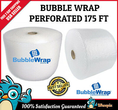 Bubble Wrap Small Size Bubbles Roll For Moving Storage Packing 316 175 Ft X12
