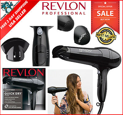 Professional Blower 1875W Ionic Ceramic Styler Blow Hair Turbo Dryer Heat Speed
