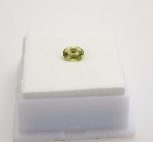 Beautiful Grossular Garnet - 1.6ct Oval - 7x5mm -Grossular Garnet Loose Gemstone