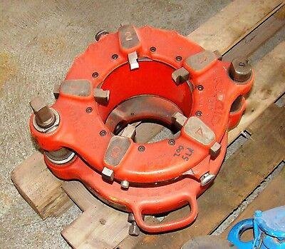 Reconditioned Ridgid 141 Geared Pipe Threader 2 Thru 4