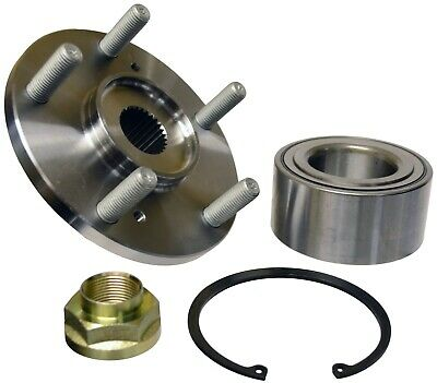 Axle Bearing and Hub Assembly Repair Kit Front SKF BR930590K
