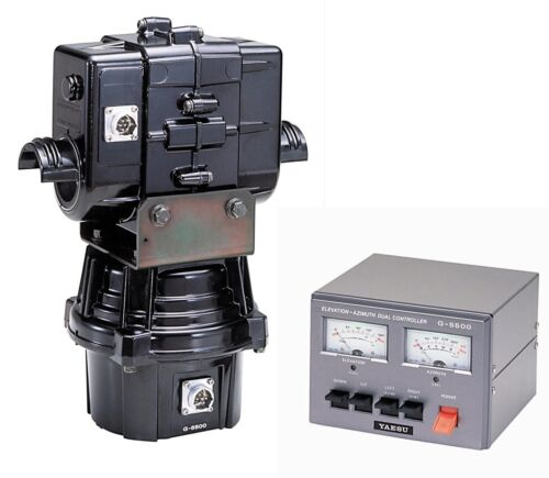 YAESU G-5500 Rotor - Light-Medium Duty - Azimuth+Elevation