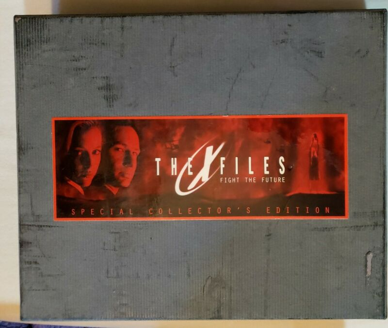 X-Files Fight The Future Special Collector