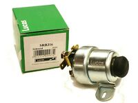 Lucas type SRB316 Push button starter solenoid replaces 76445 76464 76469